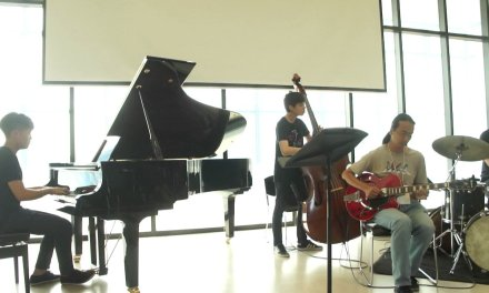 Thailand International Jazz Camp 2017 – All The Things You Are – Jam Session Day 2