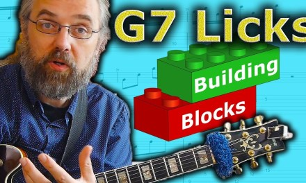 How To Make Mixolydian Mode Licks – 5 New Useful Ideas