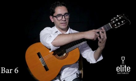 Valse Venezolano No. 2 – Tutorial Part 1/4 –  EliteGuitarist.com Online Classical Guitar Lessons