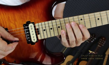 Easy & fast blues scale shapes – Guitar Mastery Lesson