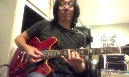 Tomo Fujita Guitar Lesson #3 / 3 notes power! Triad Approach