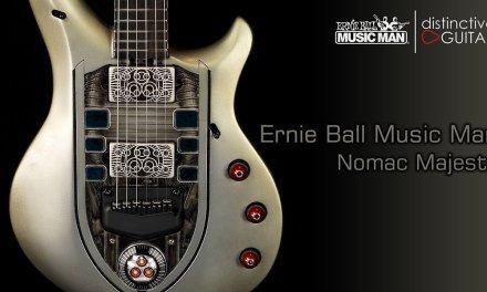 Ernie Ball Music Man Nomac Majesty | John Petrucci Signature