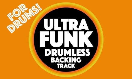 Ultra Funk Drumless Backing Track