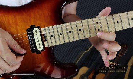 Ultra fast pentatonic runs – Guitar mastery lesson