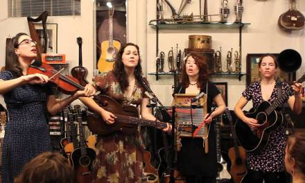 Border Radio by The Roulette Sisters
