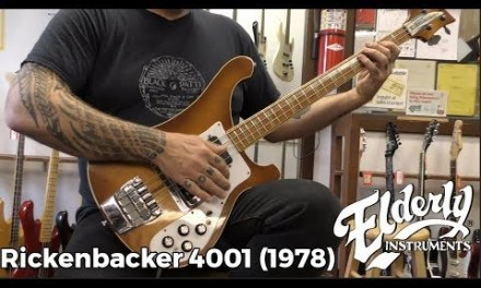 Rickenbacker 4001 (1978) | Elderly Instruments