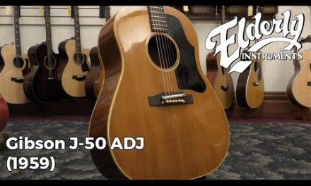 Gibson J-50 ADJ (1959) | Elderly Instruments