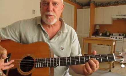 Slack Key Guitar Lessons #2