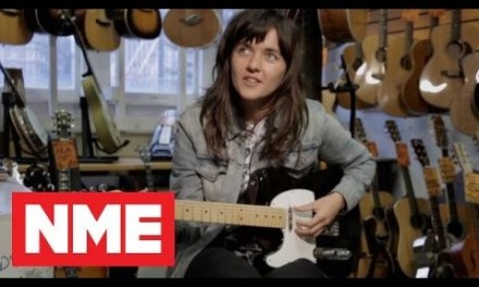 Courtney Barnett: How I Learned To Play The Guitar