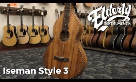 Iseman Style 3   Elderly Instruments