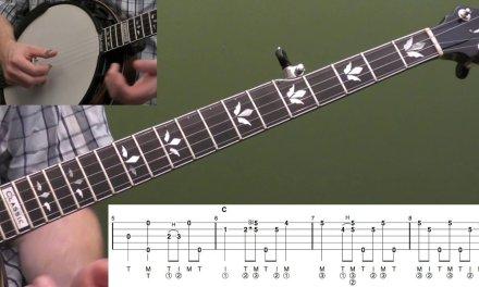 Worried Man Blues Intermediate Banjo Lesson