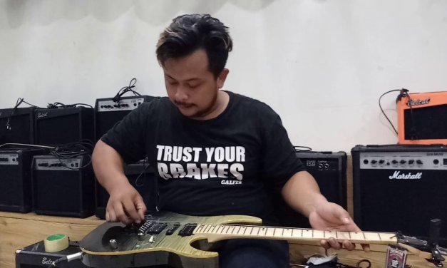 Review Ibanez RG part Orie Sadiisss   Sold to Semarang