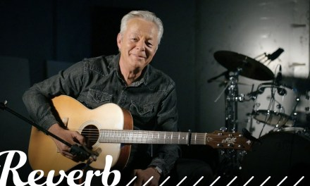 """Tommy Emmanuel Teaches G6 Tuning and Plays """"Antonella's Birthday"""" 
