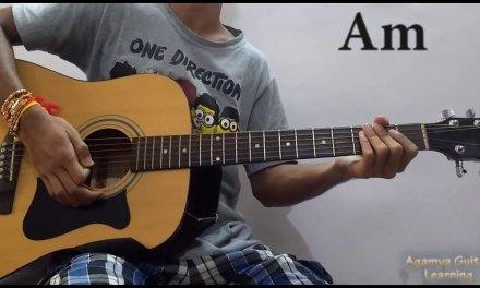 Dekhte Dekhte (Atif Aslam) – Guitar Chords Lesson+Cover, Strumming Pattern, Progressions