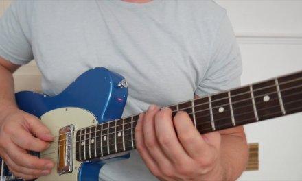 Lonnie Johnson Lesson –  Blues Legend #4 – Handful Of Riff (Eddie Lang)