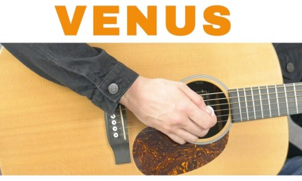 How To Play Venus | Shocking Blue