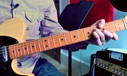 Brass In Pocket by The Pretenders Guitar Lesson