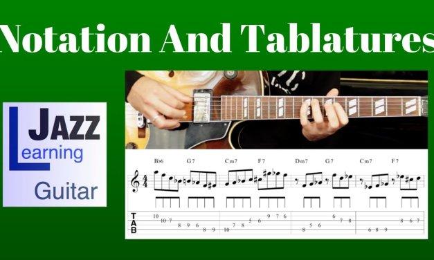Jazz Guitar Lesson #15 – Progression #2 (Rhythm Changes in Bb) – Improvisation #5