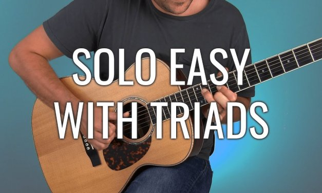 Lost on the Fretboard?  Use these…