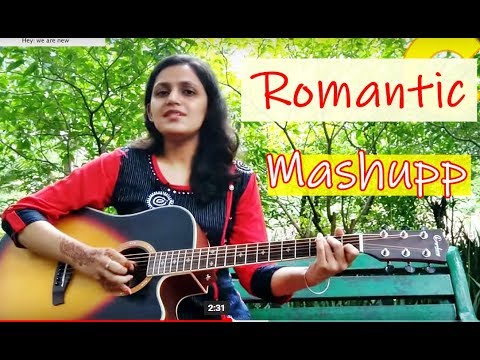 Romantic Songs Mashup Guitar Chords Lesson | Easy Chords | 2018 | Music Wale