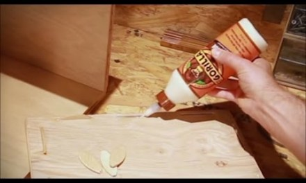 Gorilla Wood Glue – 8-Oz. Bottle