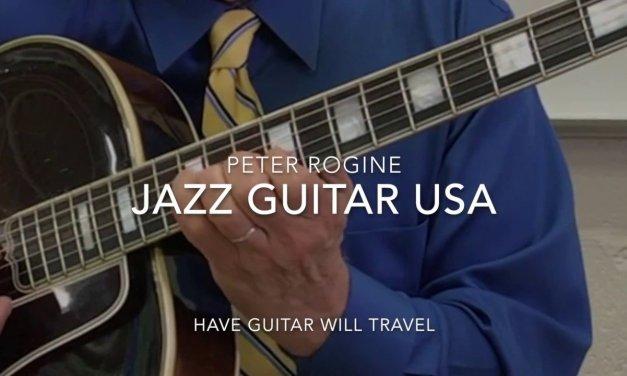Jazz Guitar USA #39 IVm7 bVII7 Imaj7
