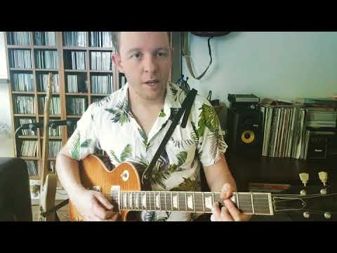Blues Guitar Snacks 15 | An Entire Blues Progression Within Two Frets