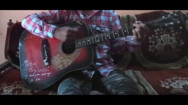 "Kamariya""Song of ""Mitron""/Easy Guitar Chords/Lesson/Tutorial/Guitar ..."