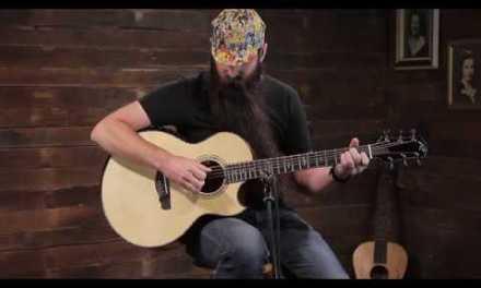 Kevin Ryan Nightingale Grand Soloist – Adirondack & Honduran Rosewood