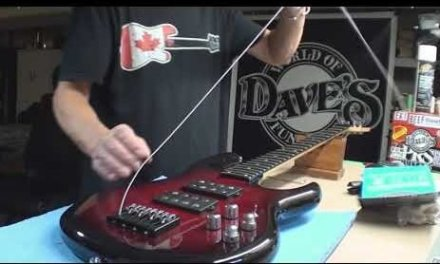 Carvin Bass Guitar Made in the USA