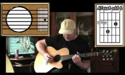 Scarborough Fair – Simon & Garfunkel – Acoustic Guitar Lesson