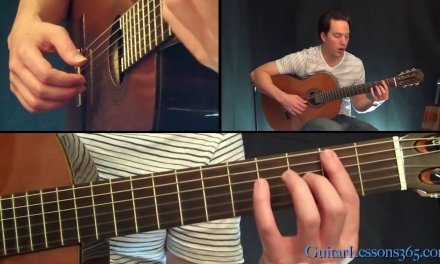 Tears In Heaven Guitar Lesson – Eric Clapton – Acoustic