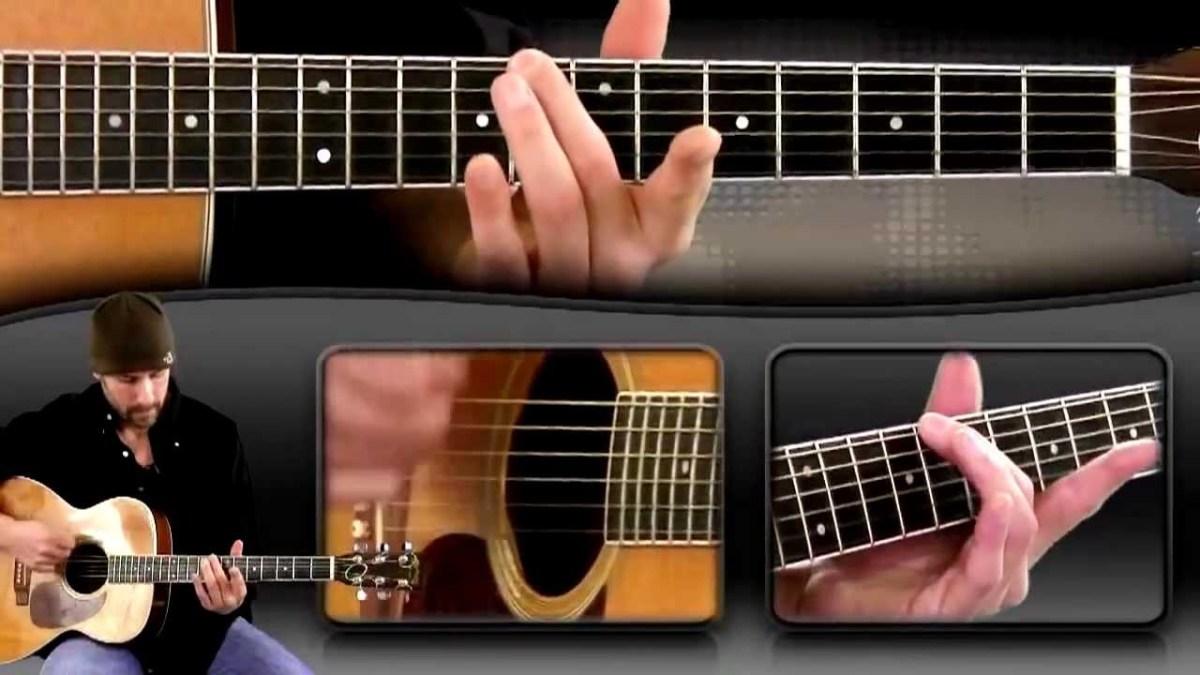 Goo Goo Dolls Iris Guitar Lesson The Glog