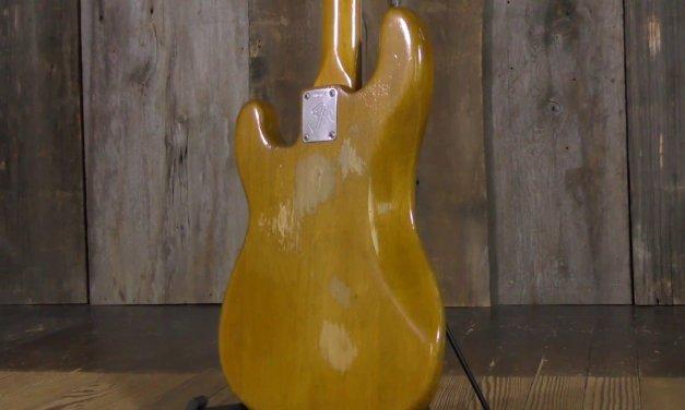 Fender Precision Bass (1965) | Elderly Instruments