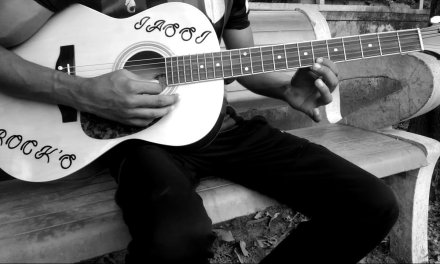 Tere naam intro part guitar lesson by Abhishek