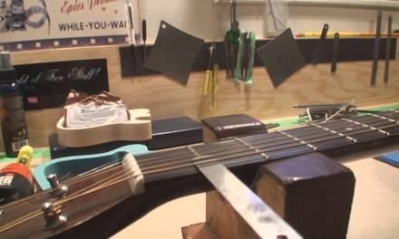 Common Acoustic Guitar Problems