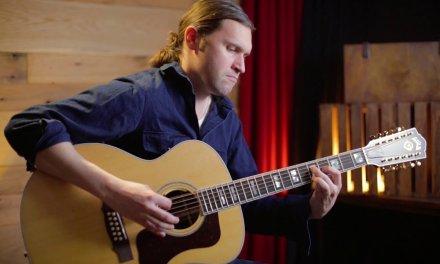 Guild F-512 12 String Demo with Trevor Menear