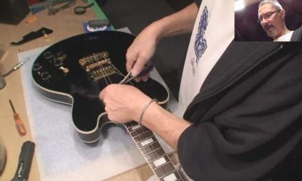 B.B. King Lucille Guitar Part 2