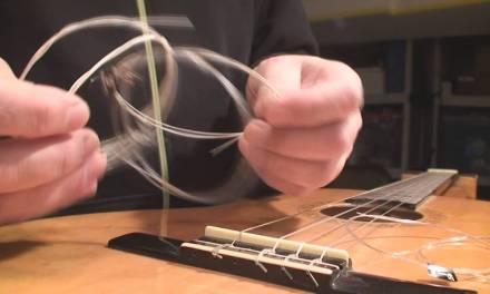 Carparelli Classical Guitar Repair