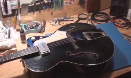 National Guitar Repair Complete
