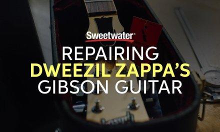 Extremely Broken Things: Repairing Dweezil Zappa's #1 Guitar