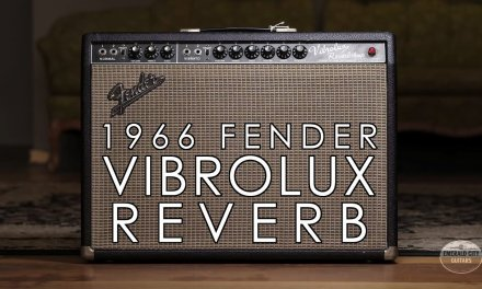 """Pick of the Day"" – 1966 Fender Vibrolux Reverb"