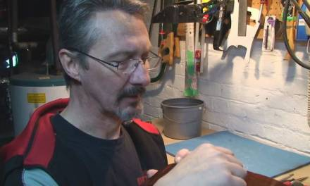 1964 Martin Guitar Restoration Repair Part 6