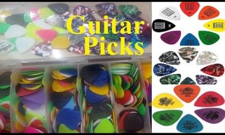 গিটারের পিক | কোন গিটারের পিক এর দাম কত | Guitar Picks Price In Bangladesh | Best Guitar Picks, BD