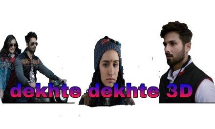 dekhte Dekhte || Trending 3D Song