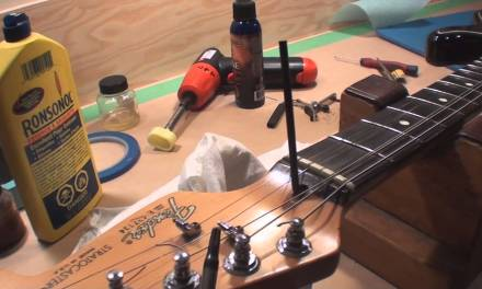 Stripped Truss Rod Nut Revisited