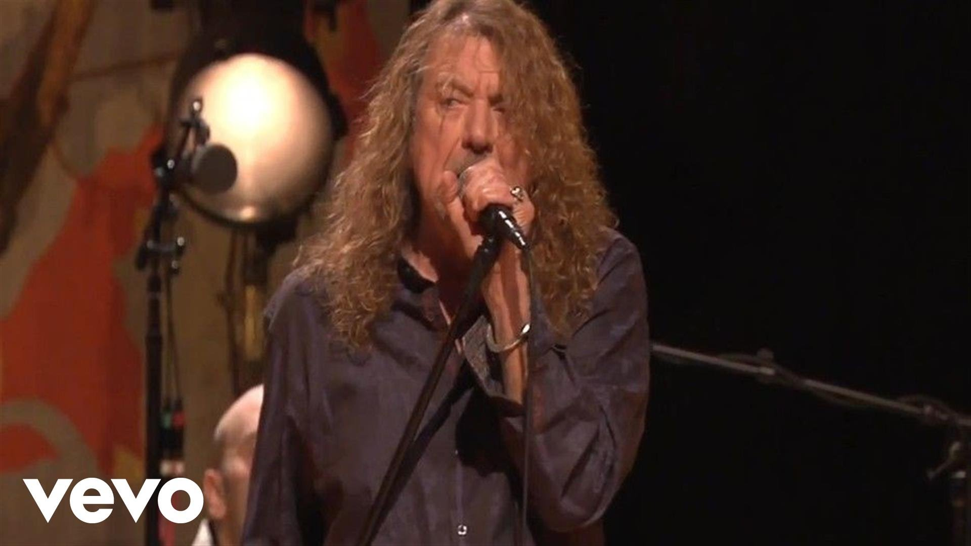 Robert Plant – House Of Cards (Live From The Artists Den)