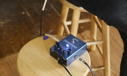Fender Mirror Image Delay Pedal | Elderly Instruments
