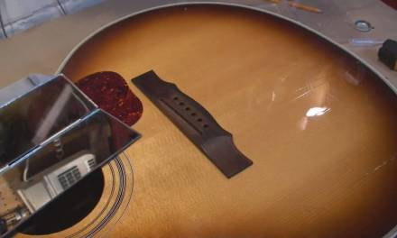 Guild F-50 Guitar Repair Part 1