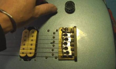 Another Crazy guitar Repair